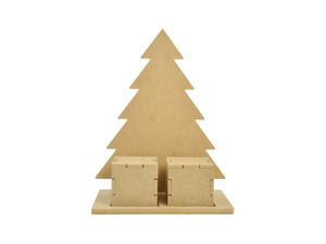Kaisercraft Beyond The Page MDF Christmas Tree Countdown