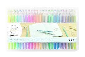 Kaisercraft  KaiserColour 48 Gel Pens