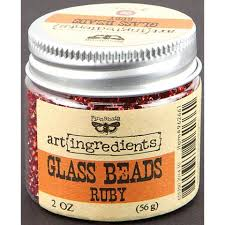 Prima Art Ingredients-Glass Beads
