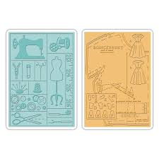 Sizzix Embossing Folders