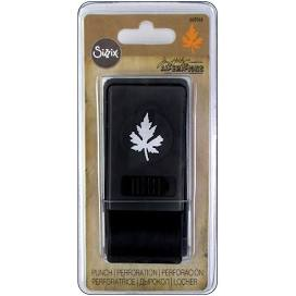 Tim Holtz - Alterations Collection - Paper Punch - Maple Leaf, Medium