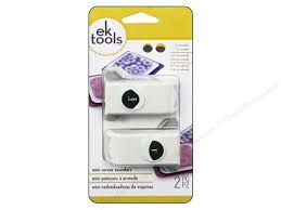 EK Tools Circle Mini Punch, Corner Rounders