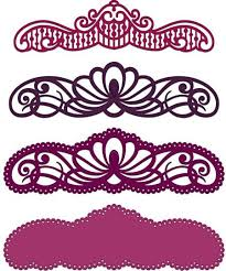 Hearfelt Creations Regal Borders & Pocket Die