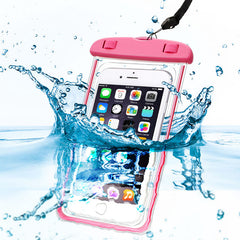 Waterproof Case For iPhone X 8 7 6 s Plus Cover Pouch