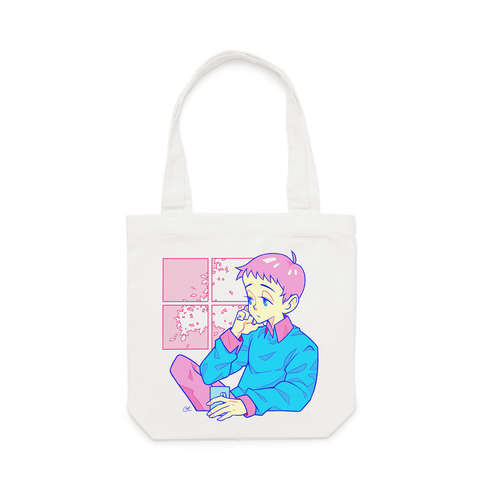 Spring Melancholy - Tote Bag (Limited Run) PRE-ORDER