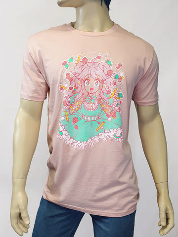 ✦ Strawberry Surprise T-Shirt ✦