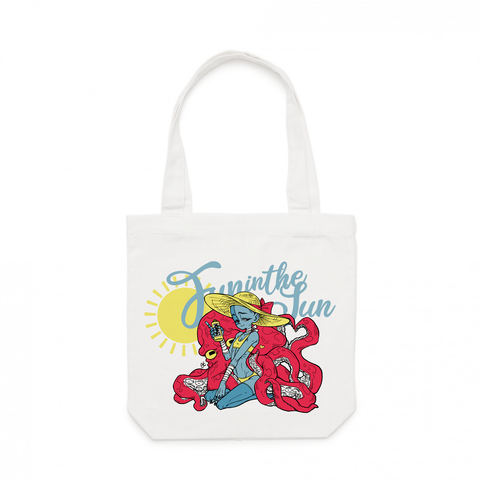 Fun in the Sun - Tote Bag (Limited Run) PRE-ORDER