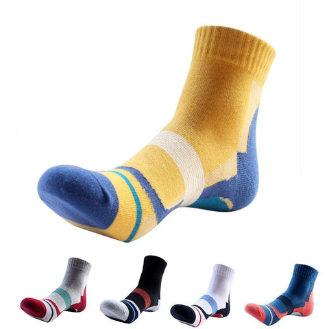 🏃‍♂️Anti Slip, Breathable Athletic Socks, Perfect for Sports or Everyday Wear (Pair)-Snazzy Socks