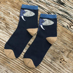 🐘 Men's Elephant Socks, 5 Colors, US Size 7-12-Snazzy Socks