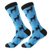 🐕 Men/Women's Dog Socks, 2 Colors (Pair)-Snazzy Socks