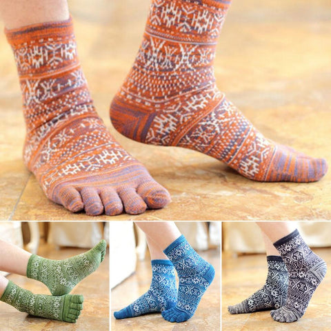 Toe Socks Multiple Colors