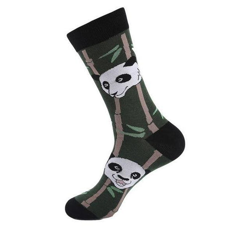 🐼 Panda Socks, Men/Women, 3 Designs-Snazzy Socks