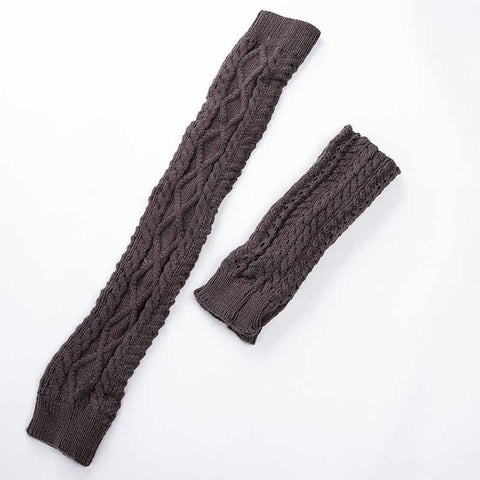 Women's Over The Knee Leg Warmers, 4 Colors