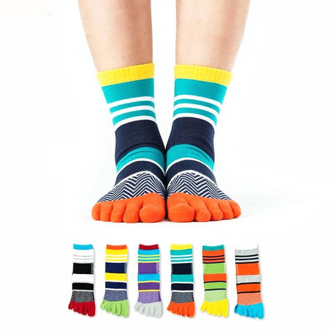 Men's Toe Socks