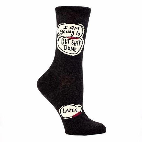 Get sh*t done socks