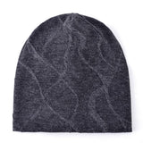 Vintage Look Beanie Hat, Unisex, 3 Colors-Snazzy Socks