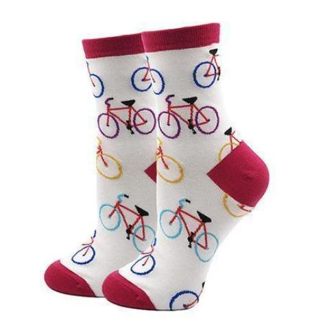 🚲 Women's Bicycle Socks