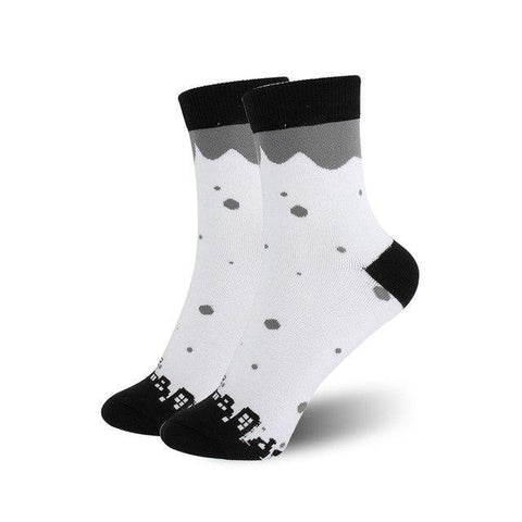 🌃 Women's Night Before Christmas Socks, 3 Colors-Snazzy Socks