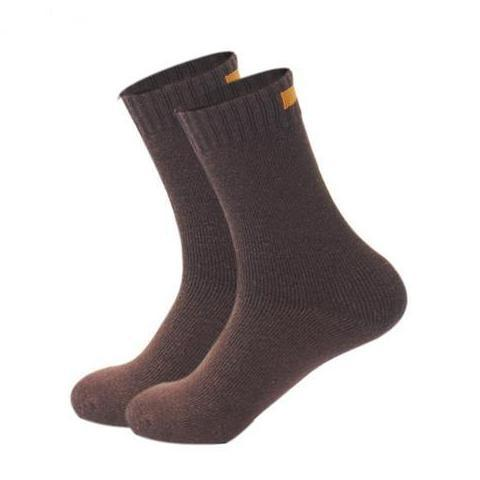 Wool Blend, Solid Colors for Autumn/Winter (Unisex)-Snazzy Socks