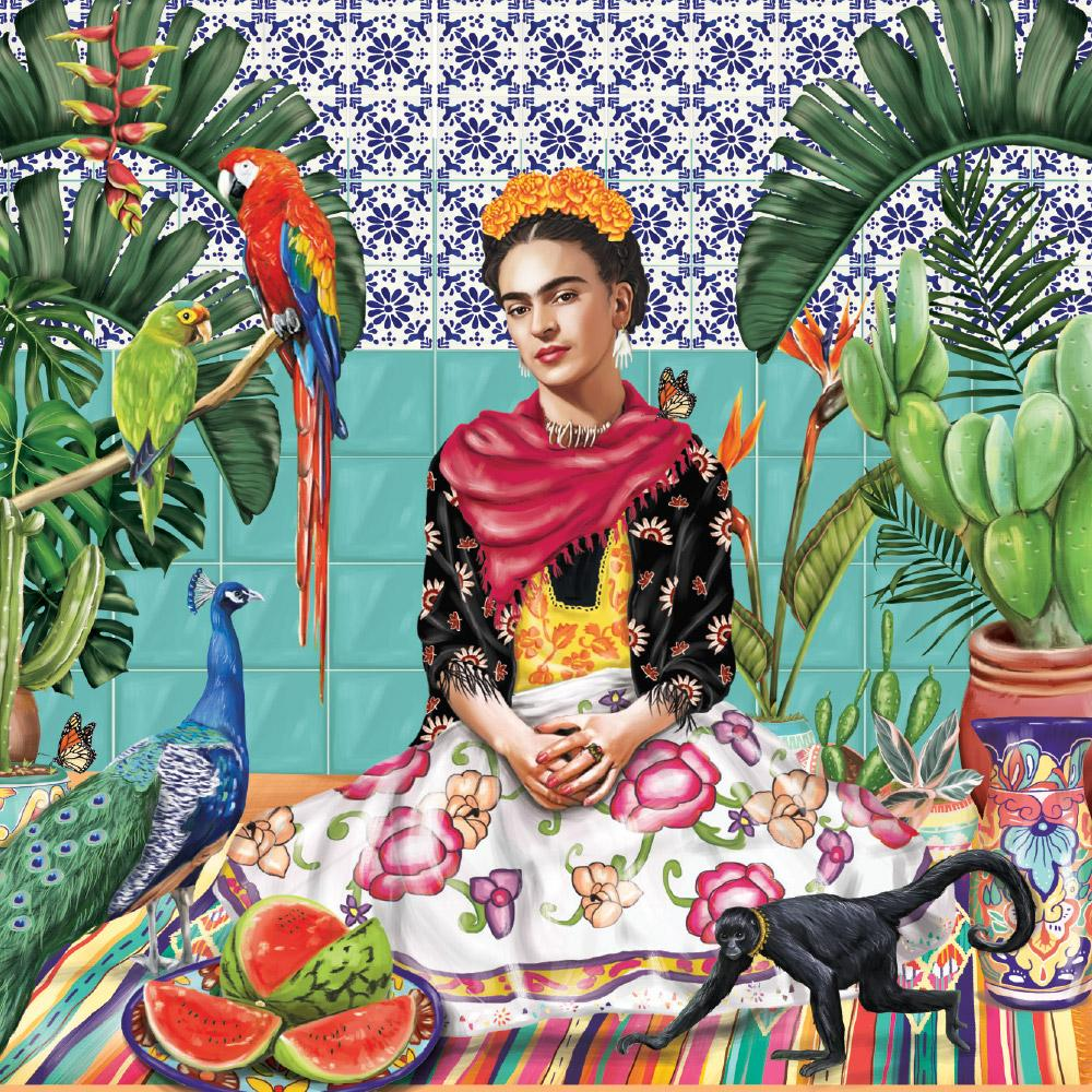 THE SEASON OF FRIDA