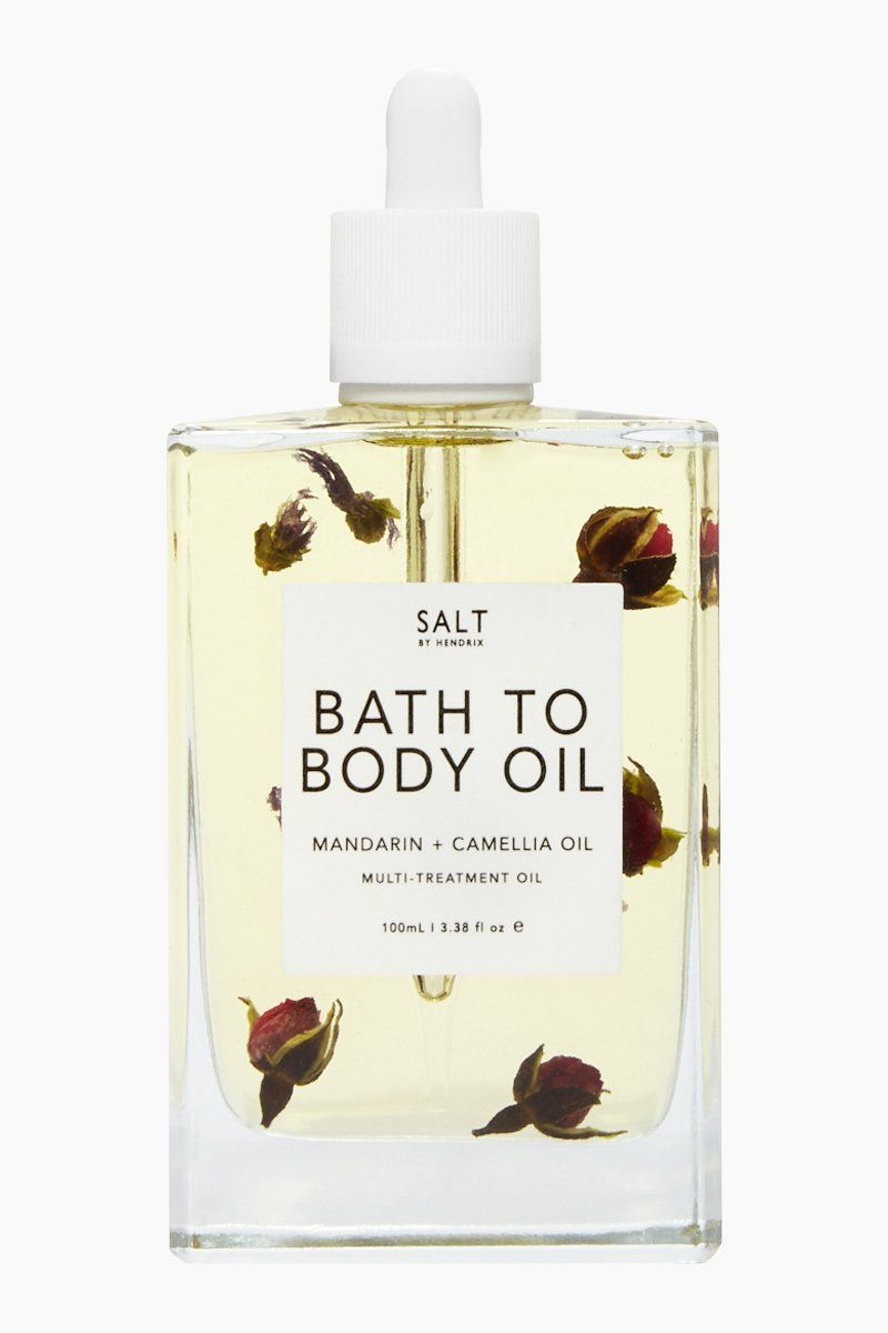 Bath to Body Oil BOXED