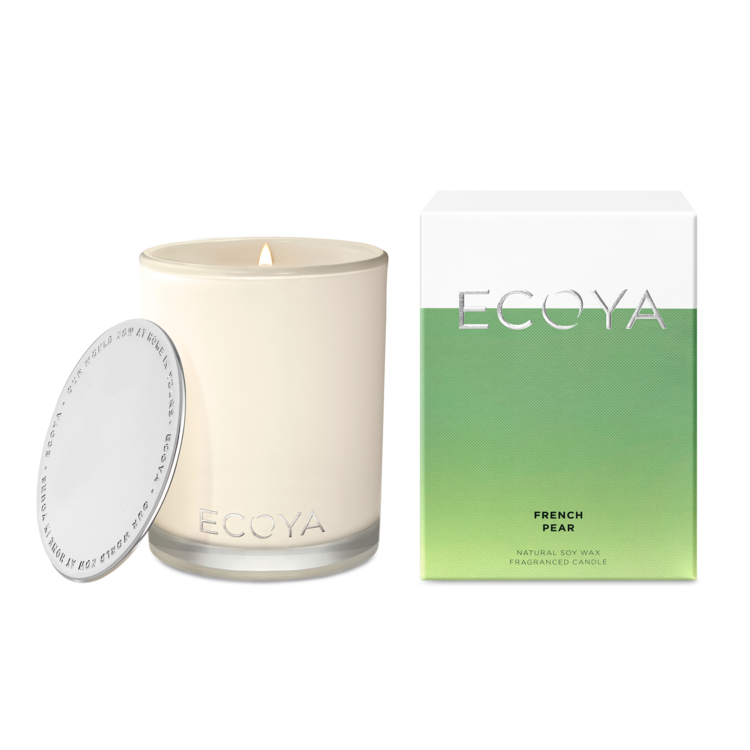 Ecoya Madison Candle (400gm) - French Pear