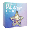 Star Festive Ornament Light