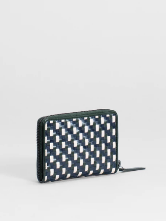 GREEN/NAVY ALBY Wallet