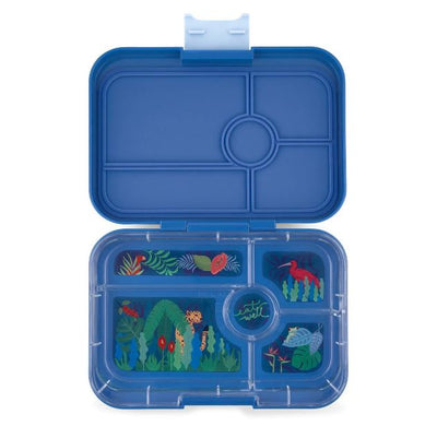 Yumbox Tapas 5 TRUE Blue
