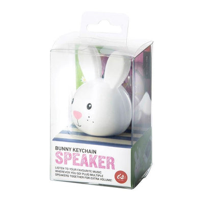 BUNNY KEYCHAIN SPEAKERS ASSORTED