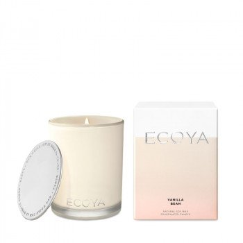 Ecoya Madison Candle (400gm) - Vanilla Bean