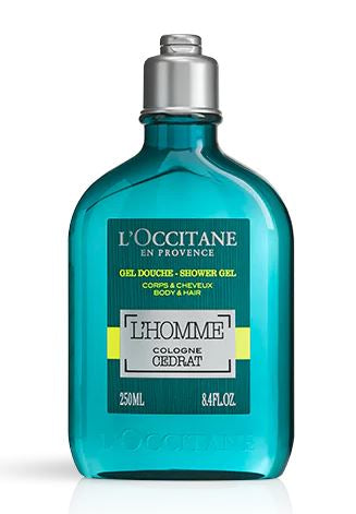 HOMME COLOGNE CED SH GEL 250ML