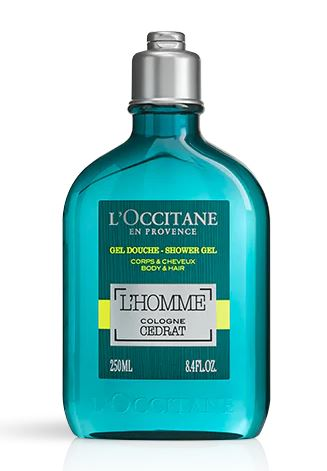 HOMME COLOGNE CED SHOWER GEL 250ML