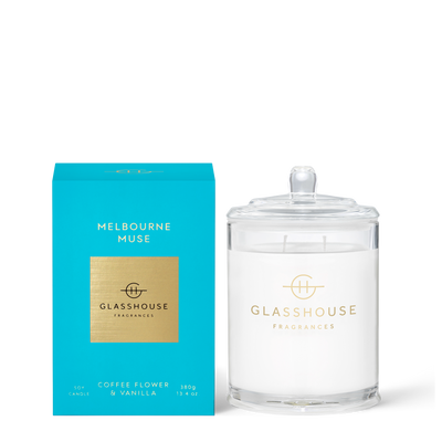 Melbourne Muse 380g Candle