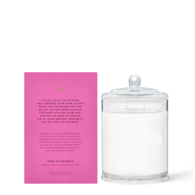 Over The Rainbow 380g Candle