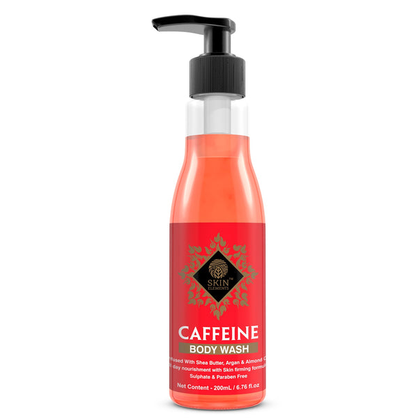 Get a Caffeine Body wash for free !