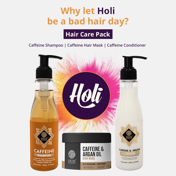 Get the Holi Hairfall Pack !
