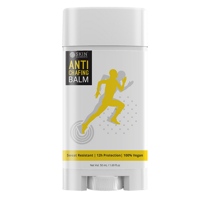 Skin Elements Anti-Chafing Face Balm- Avoids Irritation From Face Masks & PPE Gear (50ml)