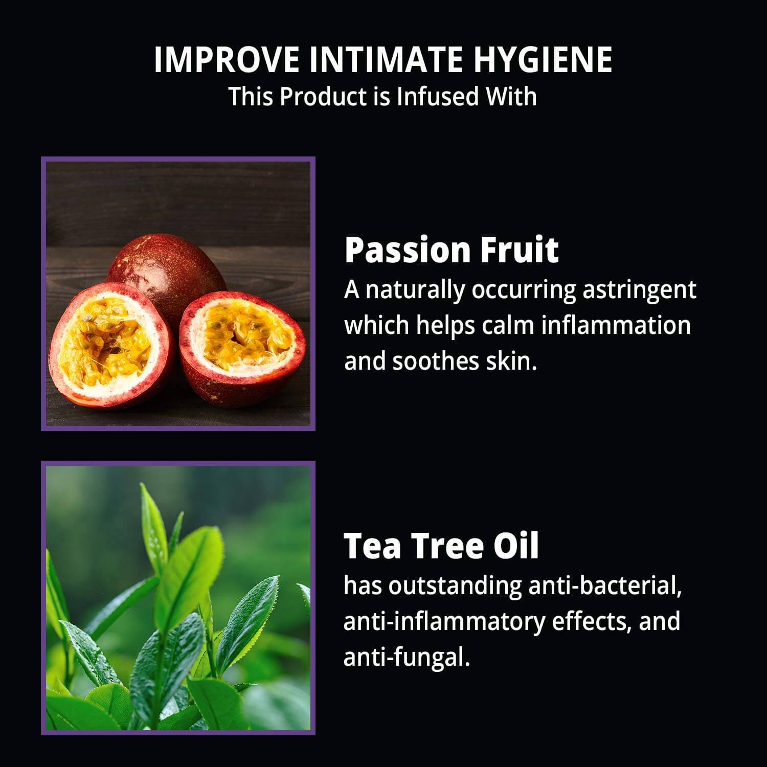 Skin Elements Intimate Wash For Men With Passion Fruit (120ml)