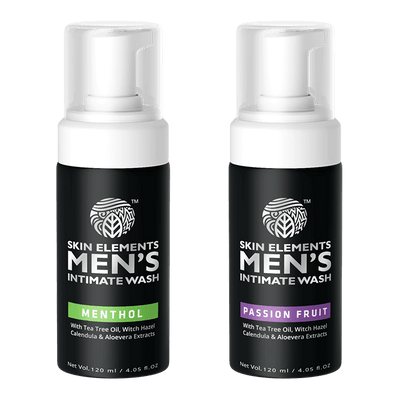 Skin Elements Men's Intimate Wash (Combo of 2)