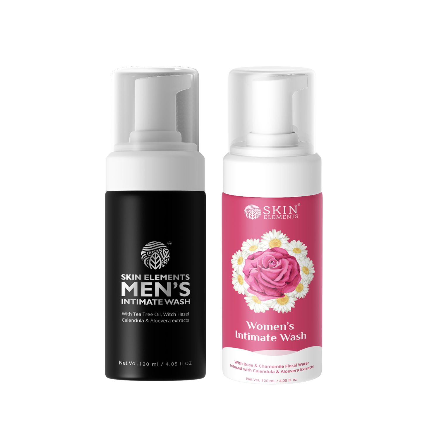 Intimacy Plus Duo- Men's Intimate Wash + Women's Intimate Wash