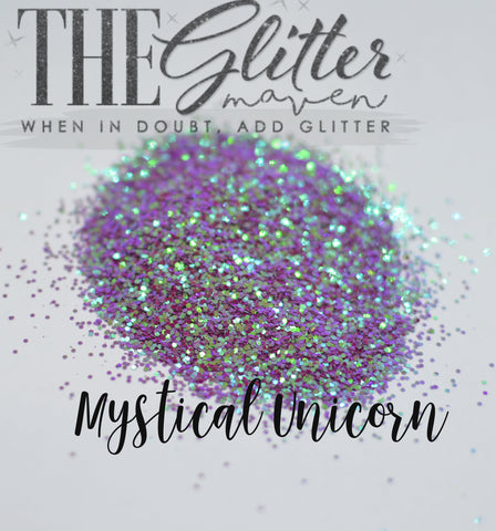 Mystical Unicorn - Color Shift Chunky Glitter