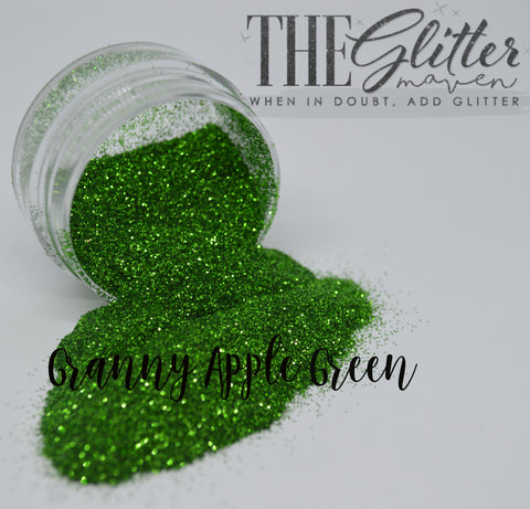 Granny Apple Green - Ultra Fine Glitter