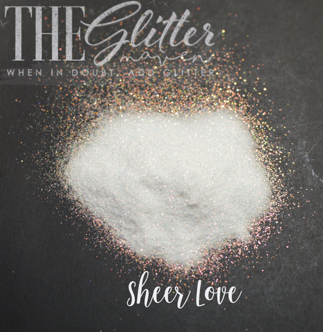 Sheer Love - Ultra Fine Glitter