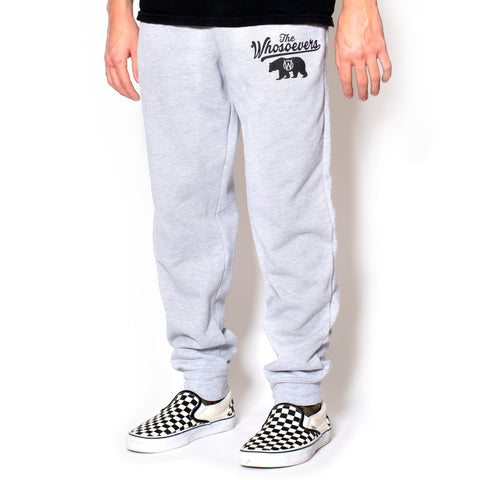 California Sweatpants | Heather Grey