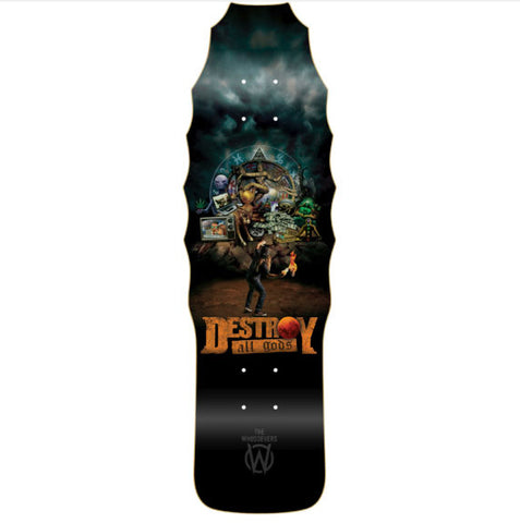 Destroy Skateboard Deck | 9.25""