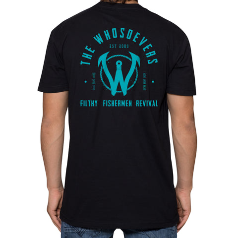 Filthy Fishermen Premium T-Shirt | Black