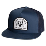 Filthy Fishermen Trucker Hat | Navy