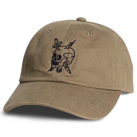 Fully Committed Dad Hat | Loden