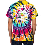 Let the Good Times Roll Premium T-Shirt | Lava Lamp Tie Dye